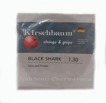 Set de Cuerda Kirschbaum Black Shark 1.30