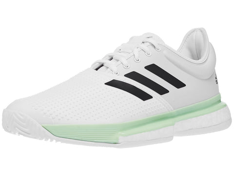 Tenis adidas Sole Court Boost Blanco Menta
