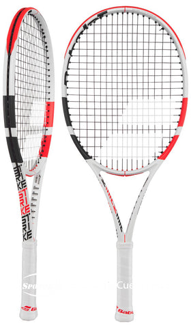 Raqueta Babolat Pure Strike Jr 26 Thiem 2020 Grafito