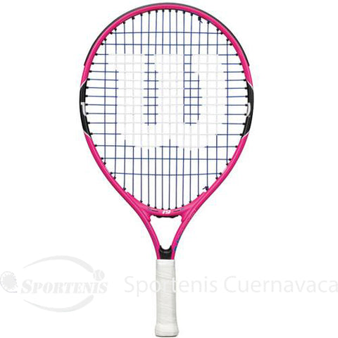 Raqueta Wilson Burn Pink Junior 19