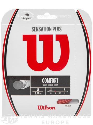 Set de Cuerda Wilson Sensation Plus Comfort