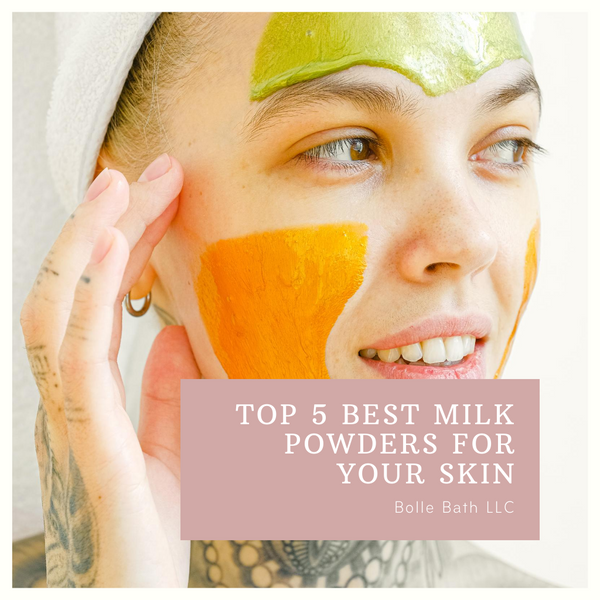 Best Milk Powders Blog Bolle Bath LLC