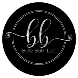 Bolle Bath llc logo handmade bath and body care and wedding gifts Kansas City