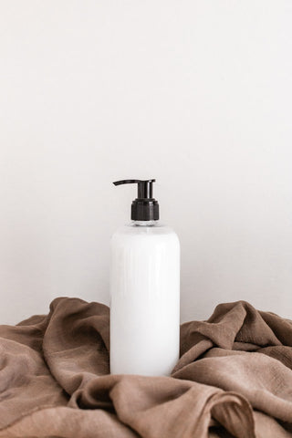 moisturizer plain bottle