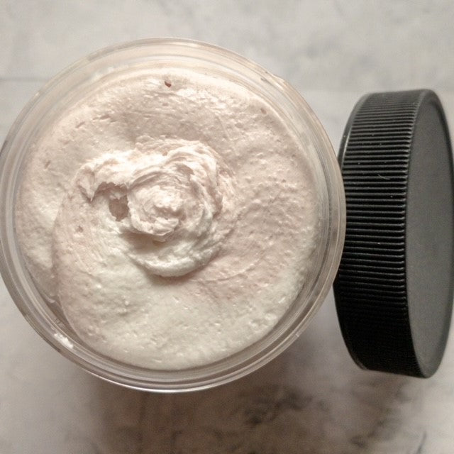 Almond Biscotti Whipped Soap