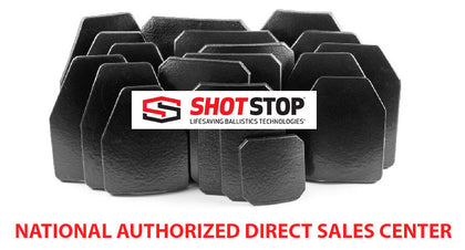 ShotStop DURITIUM Ballistic Body Armor