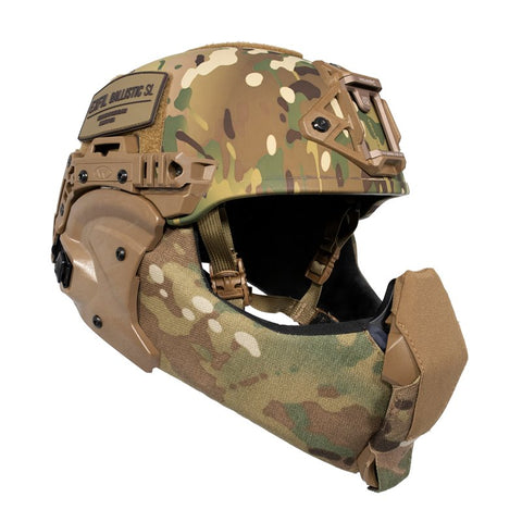 TEAM WENDY EXFIL BALLISTIC MANDIBLE: MULTICAM - SIZE 1 M/L