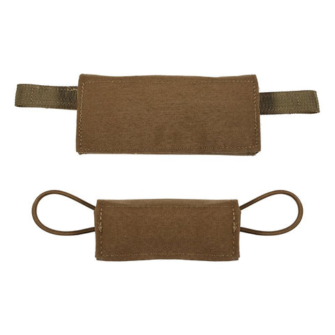 TEAM WENDY EXFIL COUNTERWEIGHT KIT - SIZE SMALL - COYOTE BROWN