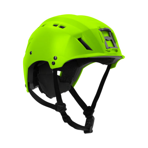 TEAM WENDY EXFIL SAR BACKCOUNTRY: HI-VIZ GREEN w/ NO RAILS