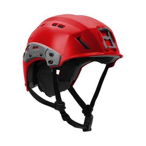 TEAM WENDY EXFIL SAR BACKCOUNTRY: RED w/ RAILS