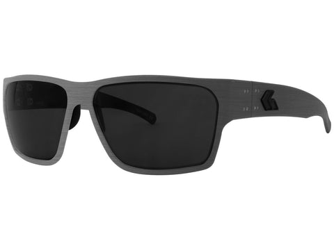 GATORZ DELTA - GUN METAL - SMOKED POLARIZED