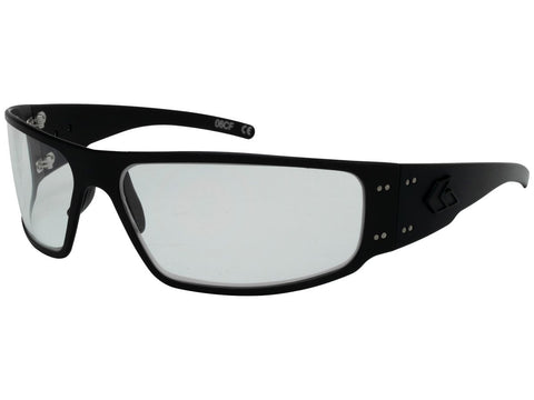 GATORZ MAGNUM 2.0 (ASIAN FIT) - BLACKOUT - INFERNO LENS