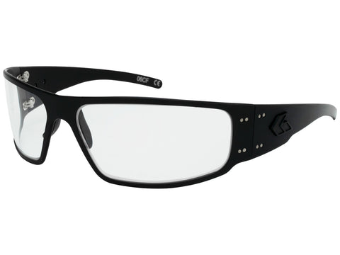 GATORZ MAGNUM - BLACKOUT - CLEAR LENS