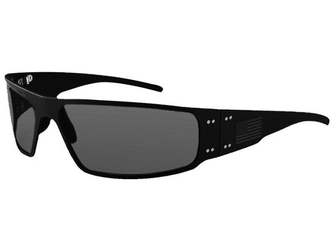 GATORZ - MAGNUM PATRIOT AMERICAN FLAG - BLACKOUT - SMOKED POLARIZED LENS
