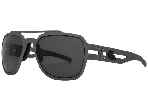 GATORZ STARK - GUNMETAL - SMOKED POLARIZED