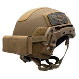 TEAM WENDY EXFIL COUNTERWEIGHT KIT - SIZE LARGE - COYOTE BROWN