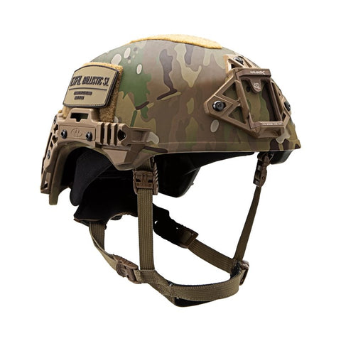 TEAM WENDY EXFIL BALLISTIC SL: MULTICAM - SIZE 2 XL - LED (Left Eye Dominant) RETENTION