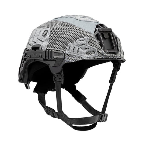 TEAM WENDY EXFIL CARBON Rail 3.0 Helmet Cover - SIZE 1 M/L - WOLF GRAY