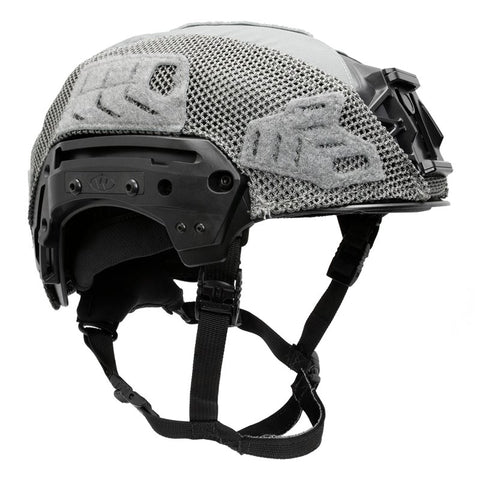 TEAM WENDY EXFIL LTP Rail 2.0 Helmet Cover WOLF GRAY