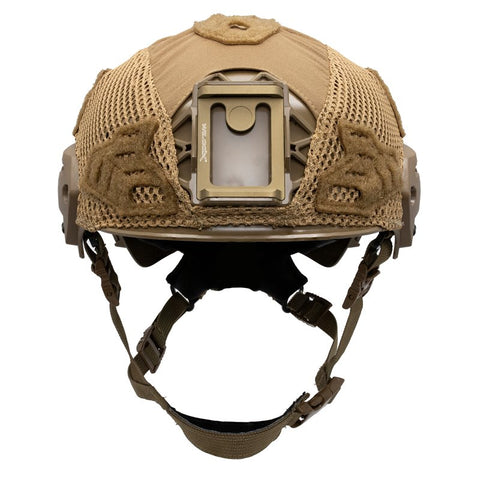 TEAM WENDY EXFIL LTP Rail 2.0 Helmet Cover COYOTE BROWN