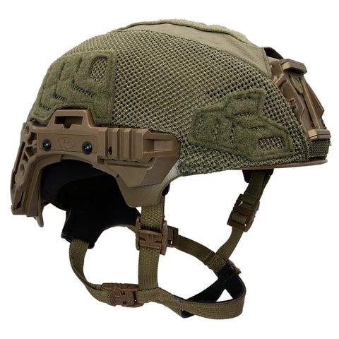 TEAM WENDY EXFIL LTP Rail 3.0 Helmet Cover RANGER GREEN