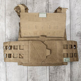 MODULAR Plate Carrier BLACK (Carrier Only - Accessories Sold Separately)