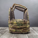 INTEGRATED Plate Carrier RANGER GREEN (Carrier Only - Accessories Sold Separately)