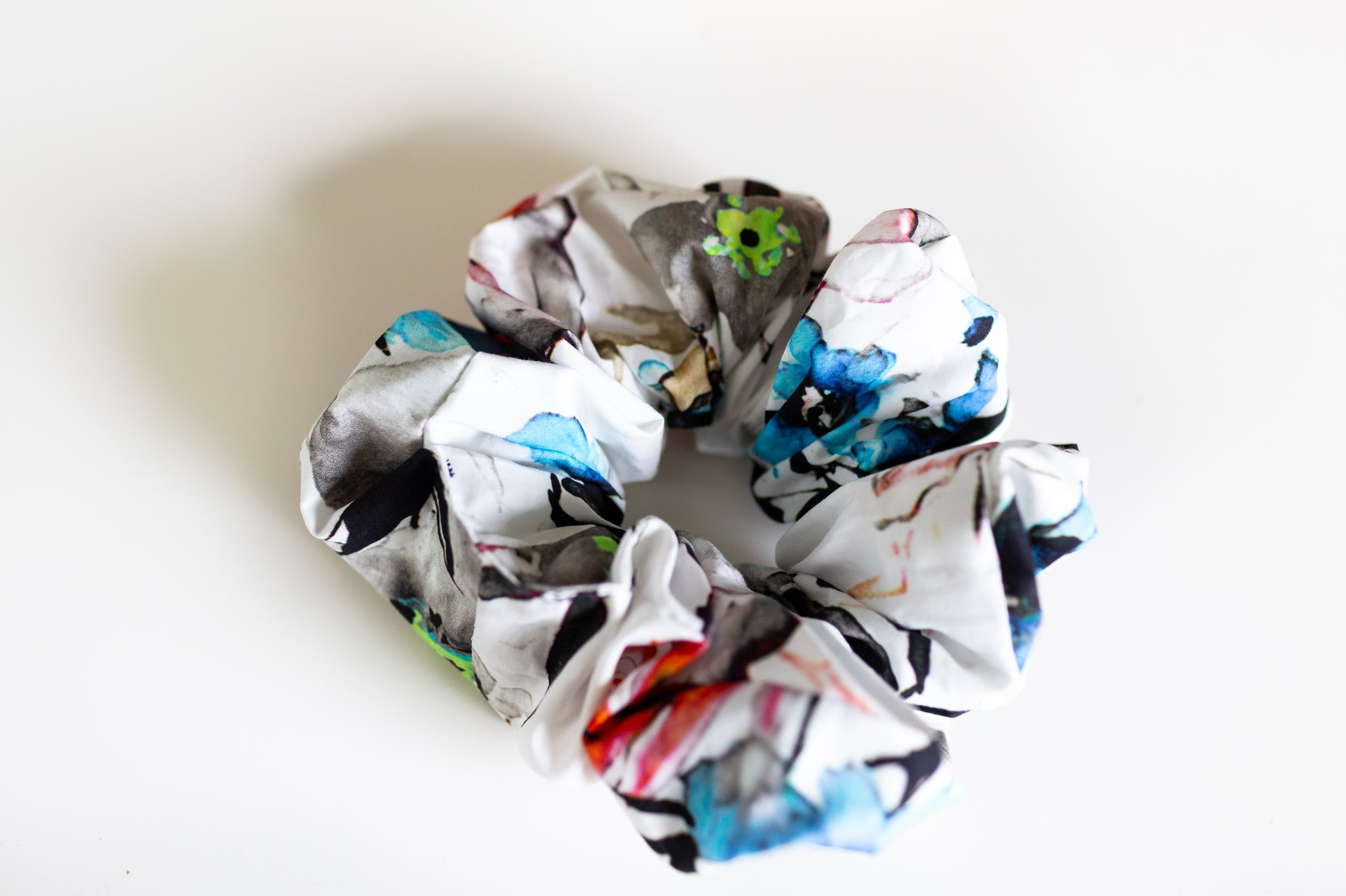 Jumbo Scrap Scrunchies!