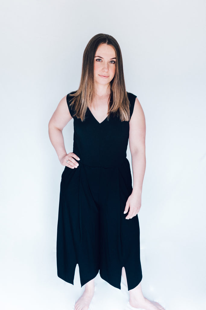Summer 2019 Special Edition Little Black Jumpsuit