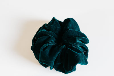 HOLIDAY Scrap Jumbo Scrunchies