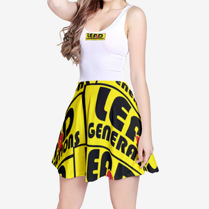 Open image in slideshow, L2G Skater Dress