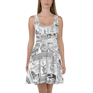 Open image in slideshow, Skater Dress