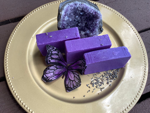 Lavender Cold Press Soap