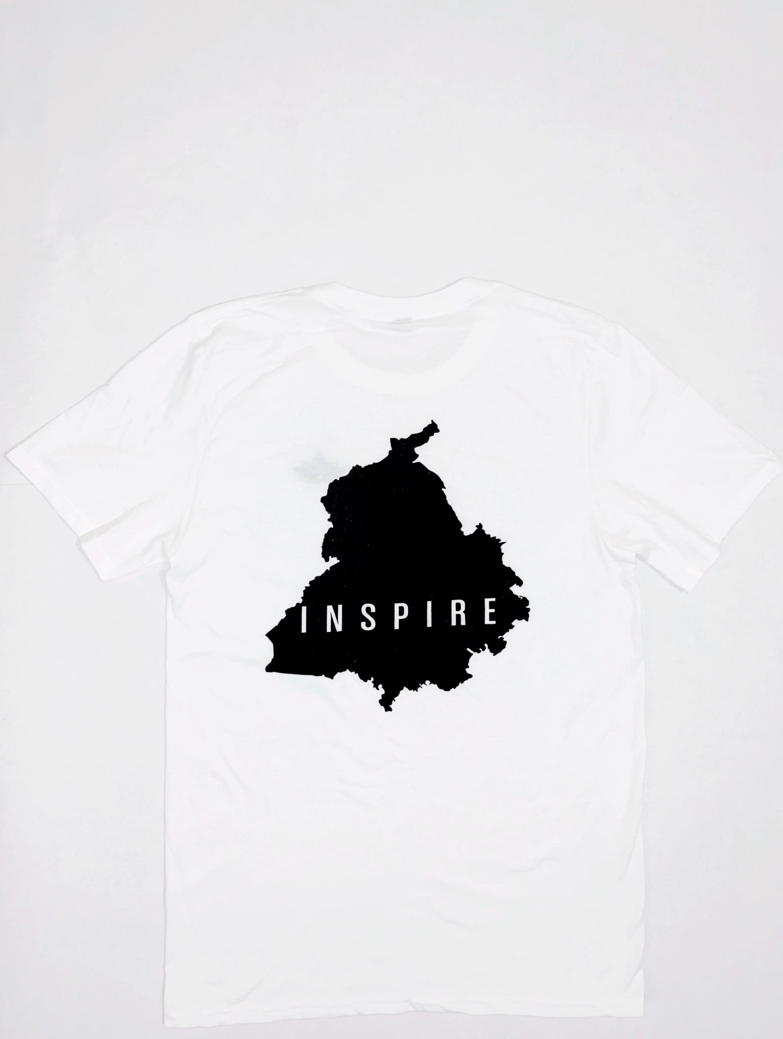 Punjab- Simple- White Tee