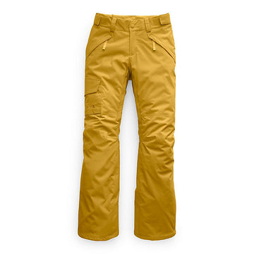 2020 The North Face Women's Freedom Insulated Snow Pant in Golden Spice