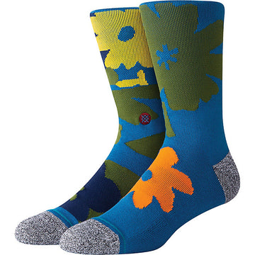 Stance New Tour Sock in Blue