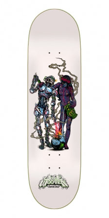 Santa Cruz Wooten Duo VX Deck in 8.5