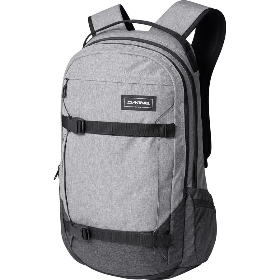 2020 Dakine Mission 25L Backpack in Greyscale