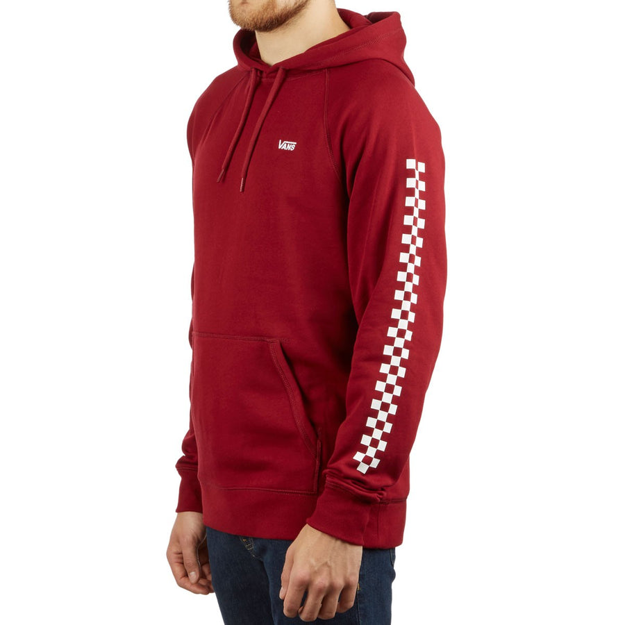 Vans MN Versa Hoodie in Biking Red