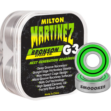 Bronson Speed Co Milton Martinez Pro G3 Bearing