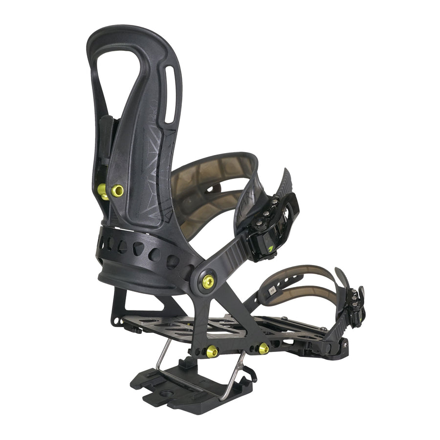 2021 Spark R&D Arc Pro Splitboard Binding in Black