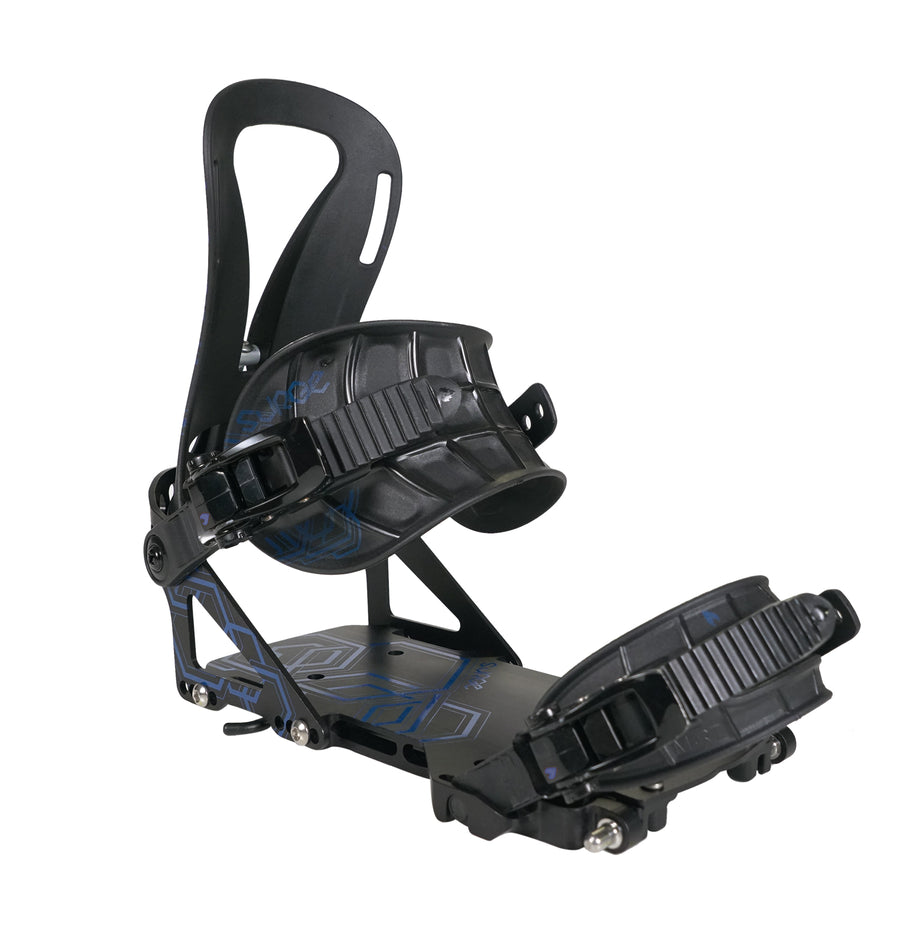 2021 Spark R&D Surge Splitboard Binding in Blue
