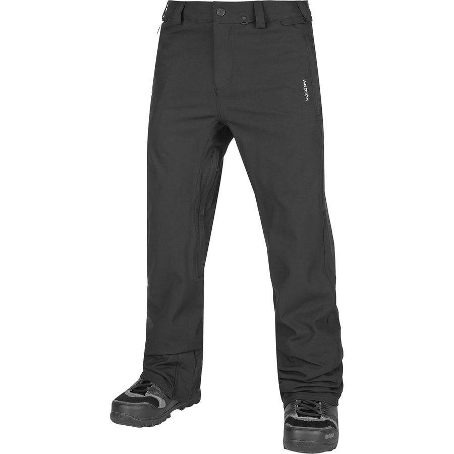 2020 Volcom Freakin Snow Chino Snowboard Boys Pants in Black