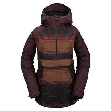 2021 Volcom Mirror Pullover in Stripe