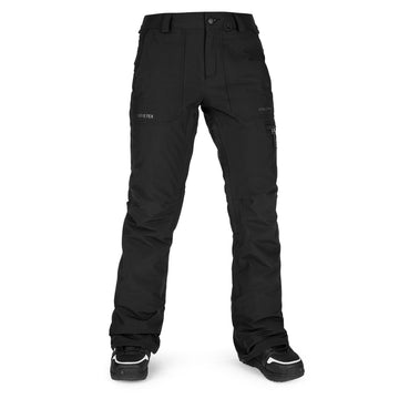 2021 Volcom Womens Knox Ins Gore-Tex Pant in Black