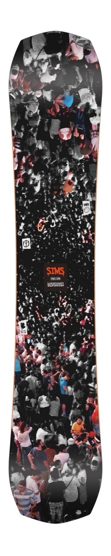 2021 Sims Distortion Snowboard