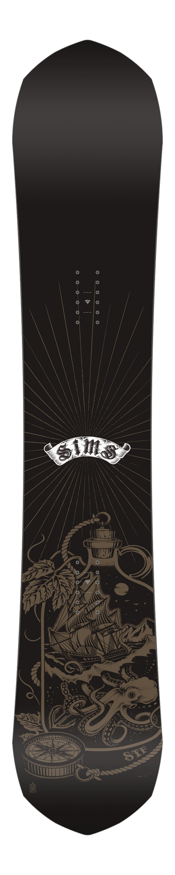 2021 Sims STF Snowboard