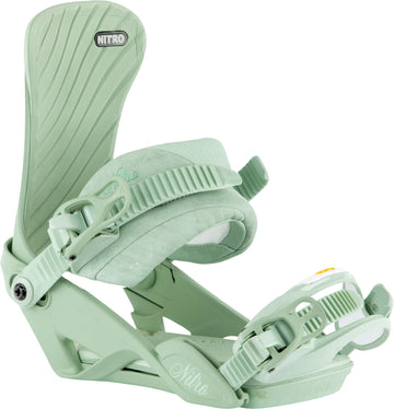 2021 Nitro  Womens Ivy  Snowboard Binding in Icicle