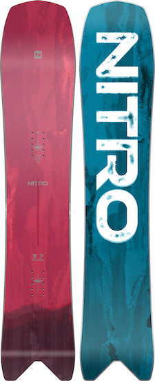 2021 Nitro  Kids Squash Youth  Snowboard