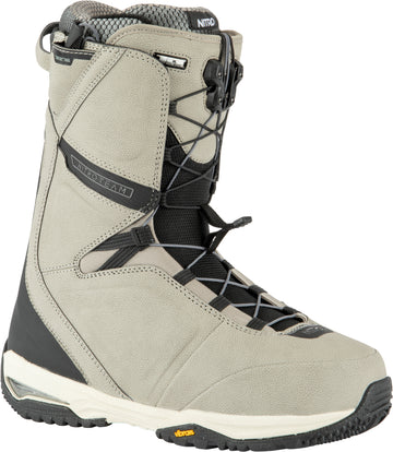 2021 Nitro Team Tls Snowboard Boots in Stone and Black